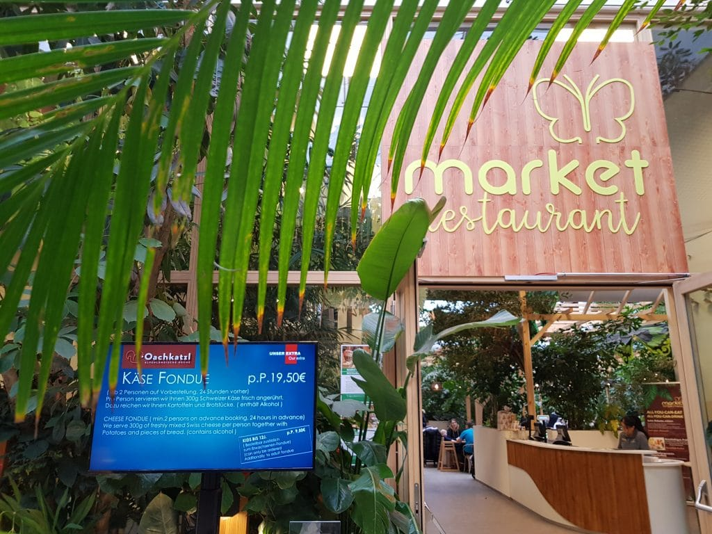 Center Parcs Allgäu: Market Restaurant